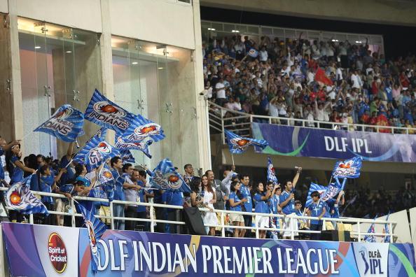 Mumbai Indians v Royal Challengers Bangalore - IPL Semi Final 1