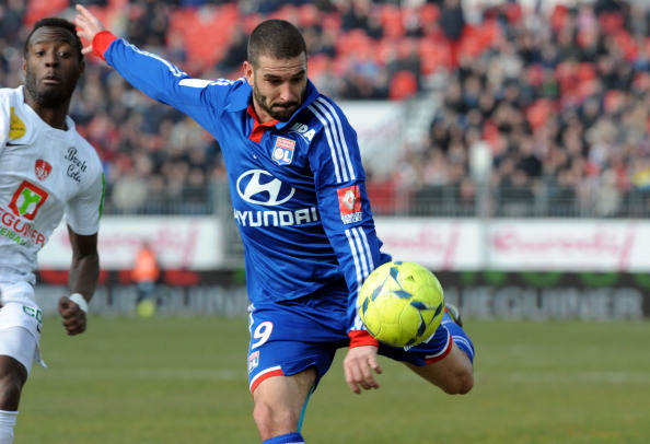Lopez is on Andre Vilas Boas' list of transfer targets. The player is ready to leave Lyon.