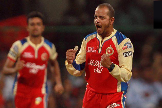 "IPL 6: ""Relieved to be on the same side as Gayle""- Murali Kartik"