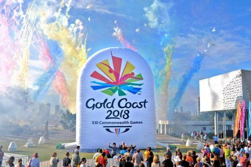 The official launch ceremony for the Gold Coast 2018 Commonwealth Games takes place, on April 4, 2013