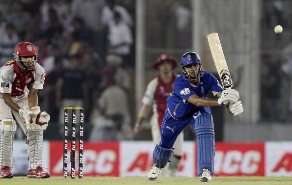 Rajasthan Royals captain Rahul Dravid pl