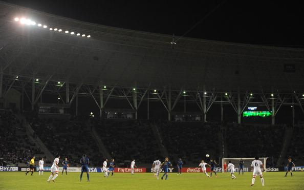 France v Korea DPR: The Final - FIFA U-17 Women's World Cup Azerbaijan 2012
