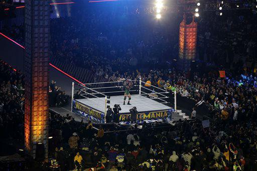 Wrestlemania 292
