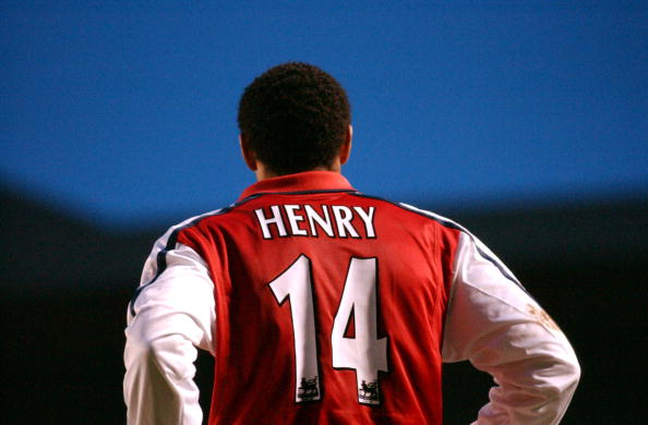 babf91778 Legends of club football - Thierry Henry