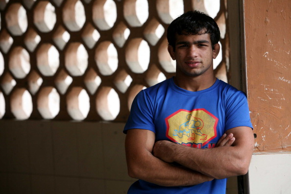 Amit Kumar won the gold medal in the 55-kg category