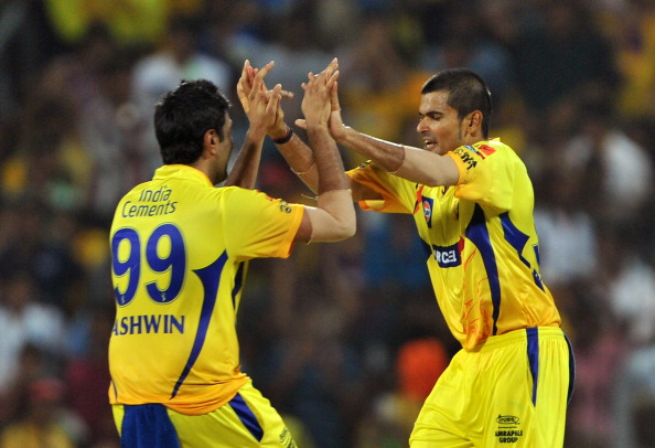 Ashwin was Bardinath's team mate at CSK over the past decade. ( AFP)