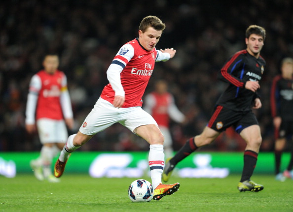 Arsenal U19 v PFC CSKA U19 - NextGen Series Quarter Final