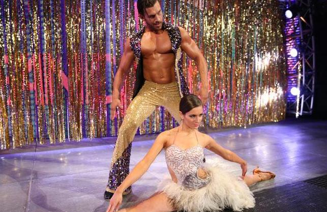 Fandango dance wwe images galleries - Naomi curtis diva futura ...