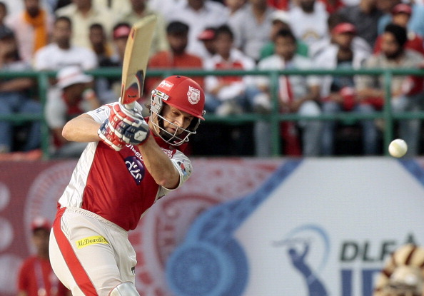 Kings XI Punjab Captain Adam Gilchrist p