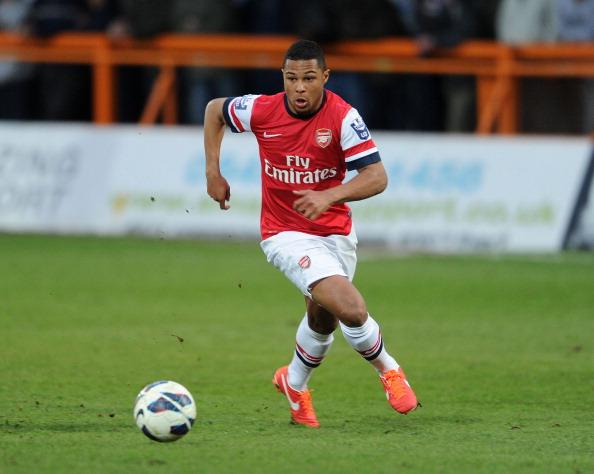 Arsenal U21 v Tottenham Hotspur U21 - Barclays Premier Under-21 League