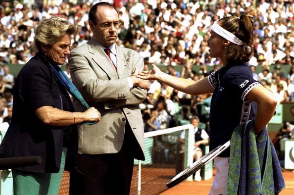 Martina Hingis 1999