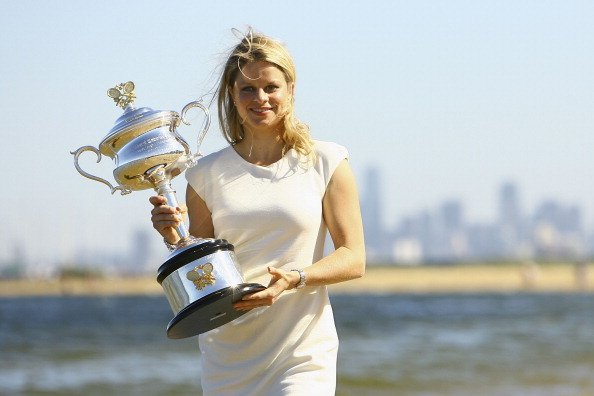 Australian Open 2011 - Women's Champion Photocall