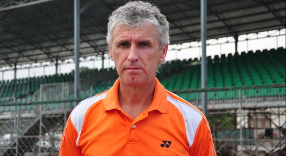 Bulgarian coach Kolev has had a successful stint thus far.