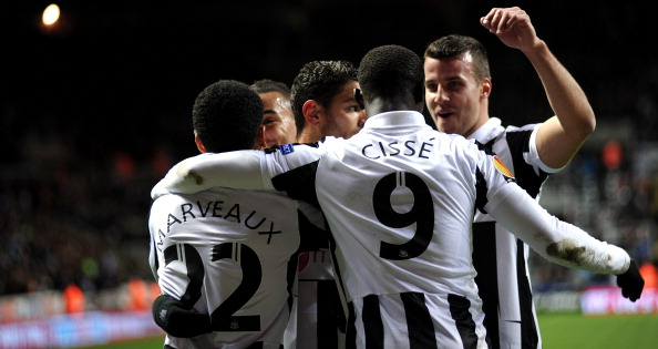 Newcastle United FC v CS Maritimo - Euproa League