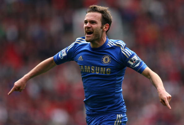Juan Mata is a target for Spanish giants, Real Madrid.