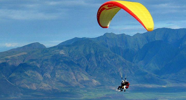 Kashmir S Paragliding Potential Is Huge Untapped