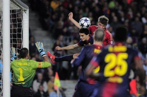 Chelsea Vs Manchester United Vs Fc Barcelona: Bayern Destroy Barca To Reach Champions League Final