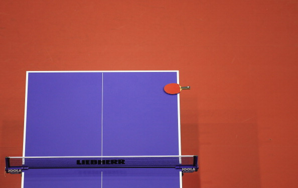Table Tennis World Cup - Day 1