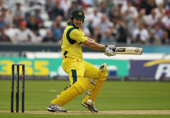 England v Australia: 4th Natwest One Day International Series