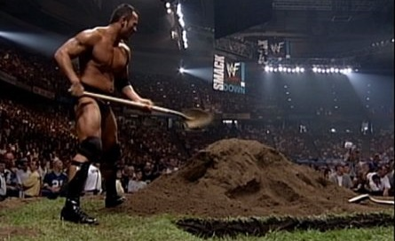 Page 3 - A look back at the 'Buried Alive' matches in WWE