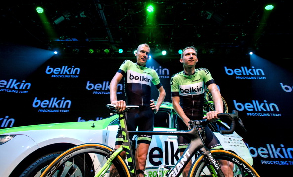5dd06ed8c Tour de France  Belkin the title sponsor of Blanco Pro men s cycling ...