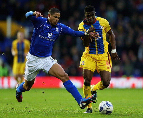 Birmingham City v Crystal Palace - npower Championship