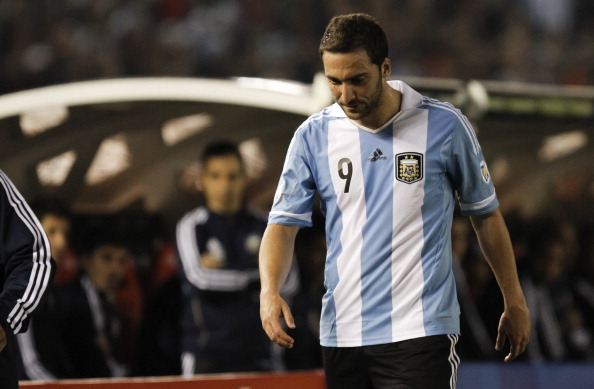 Argentina v Colombia - South American Qualifiers