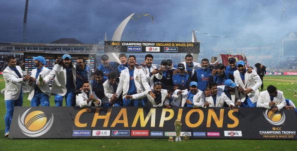 England V India Final