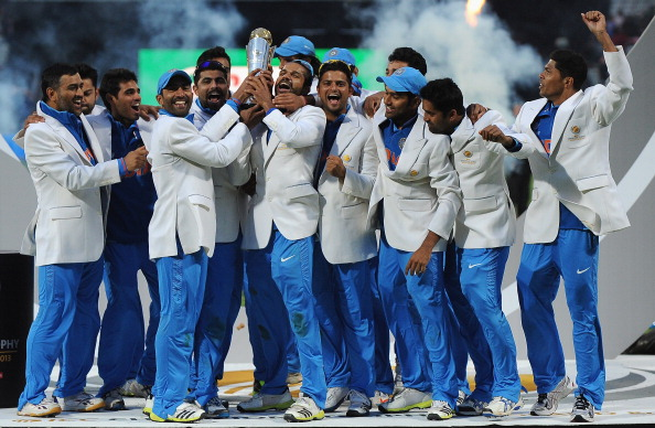 India At Champions Trophy 2013