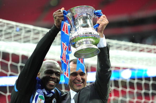 Kone might reunite with former manager Roberto Martinez at Everton