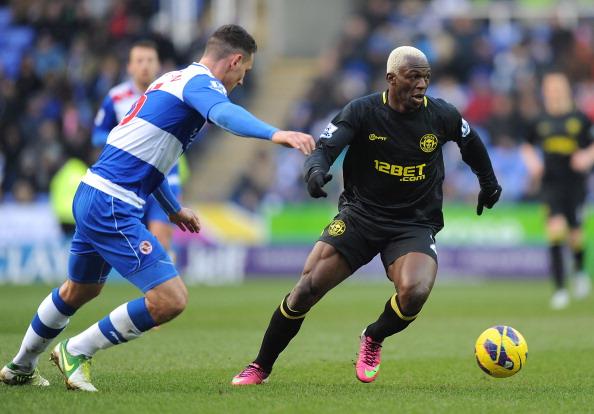 Reading v Wigan Athletic - Premier League