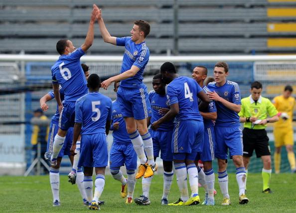 Arsenal U19 v Chelsea U19 - NextGen Series Semi Final