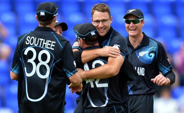 ICC Champions Trophy 2013: New Zealand vs Australia - New