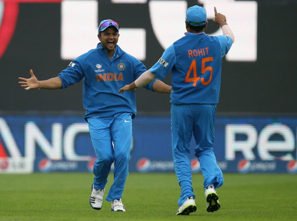 Page 7 - ICC Champions Trophy 2013: Semi Final 2: India v/s SL ...