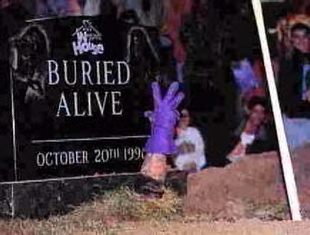 a look back at the buried alive matches in wwe