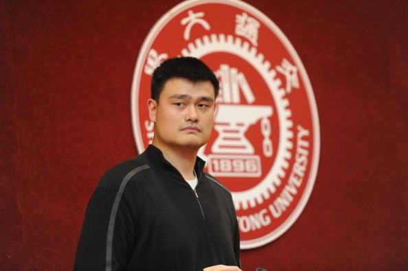 Former Houston Rockets Player Yao Ming Begins His College Life In Shanghai