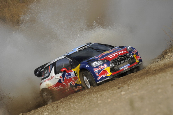 FIA World Rally Championship Argentina - Day 2