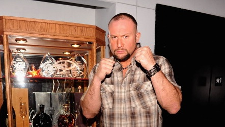 "TNA Wrestler ""Bully Ray"" Dudley Celebrates His Birthday At Rick's Cabaret"