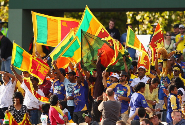 Australia v Sri Lanka - Tri-Series Final Game 2