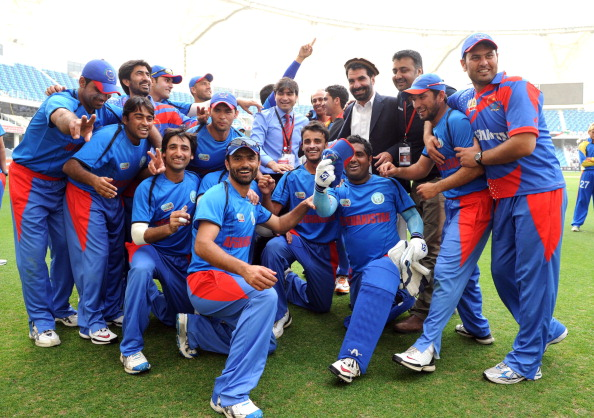 ICC World Twenty20 Qualifier: Final - Afghanistan v Namibia