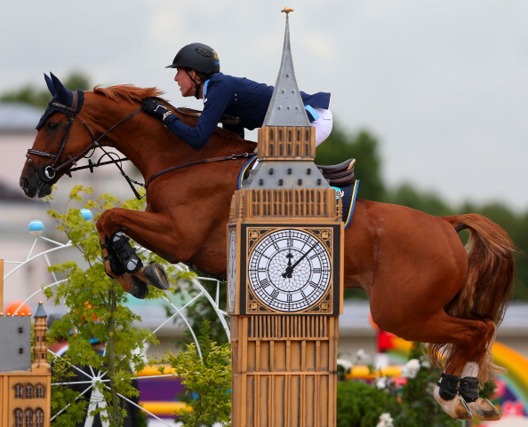 Olympics Day 9 - Equestrian