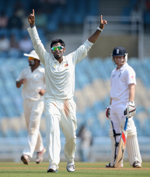 Yadav playing for Mumbai. (Getty Images)