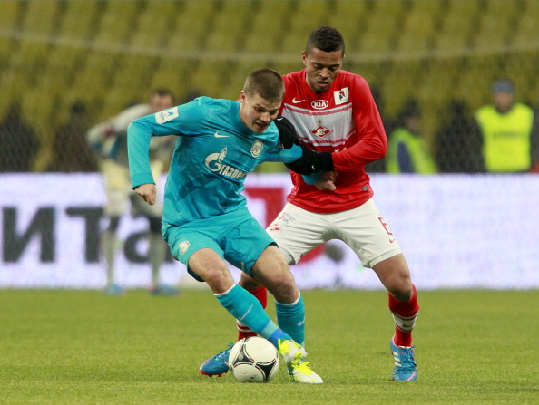 FC Spartak Moscow v FC Zenit St. Petersburg - Russian Premier League