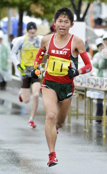 File Photo: Yuki Kawauchi of Japan