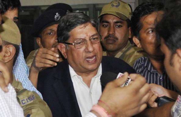 More trouble for Srinivasan?