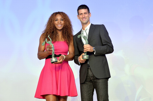 World Champion's Dinner - ITF At French Open 2013 - Day 10