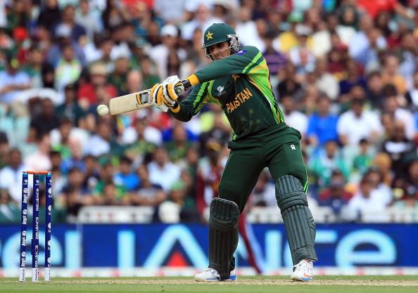 West Indies v Pakistan: Group B - ICC Champions Trophy