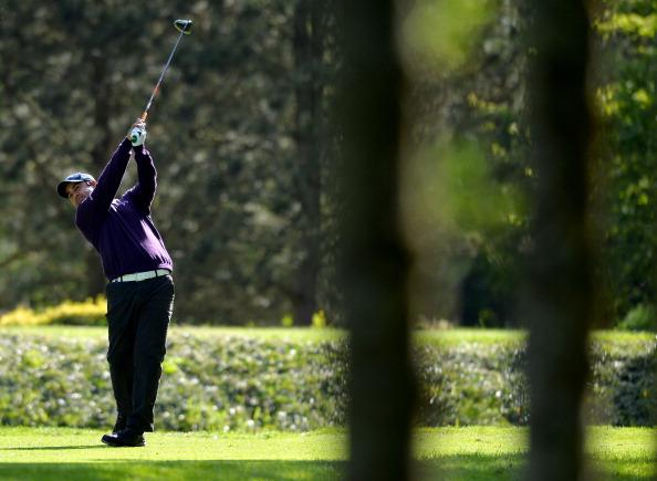Najeti Hotels et Golfs Open - Day Two