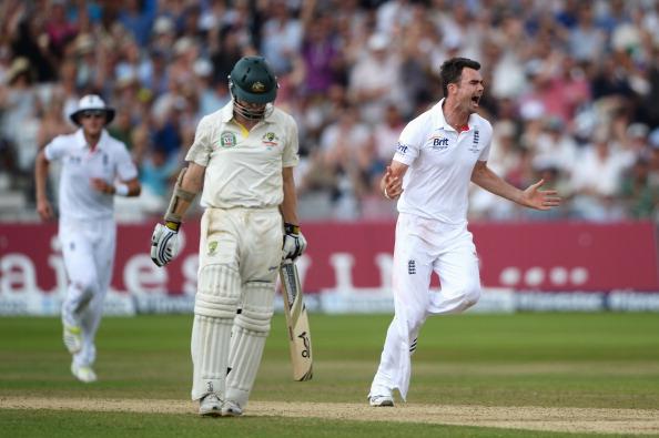 England v Australia: 1st Investec Ashes Test - Day Four