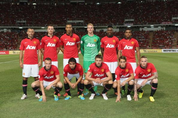 Singha All Star XI v Manchester United